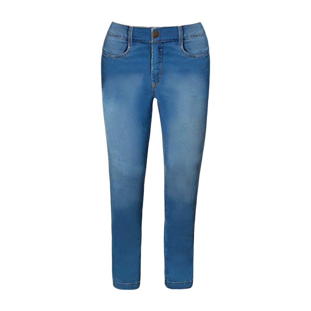 Calça Jeans Lavado Feminino