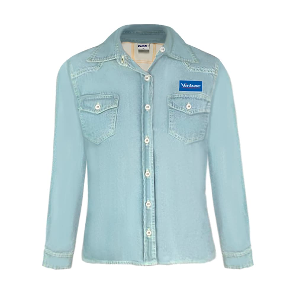 Camisa Jeans Virbac