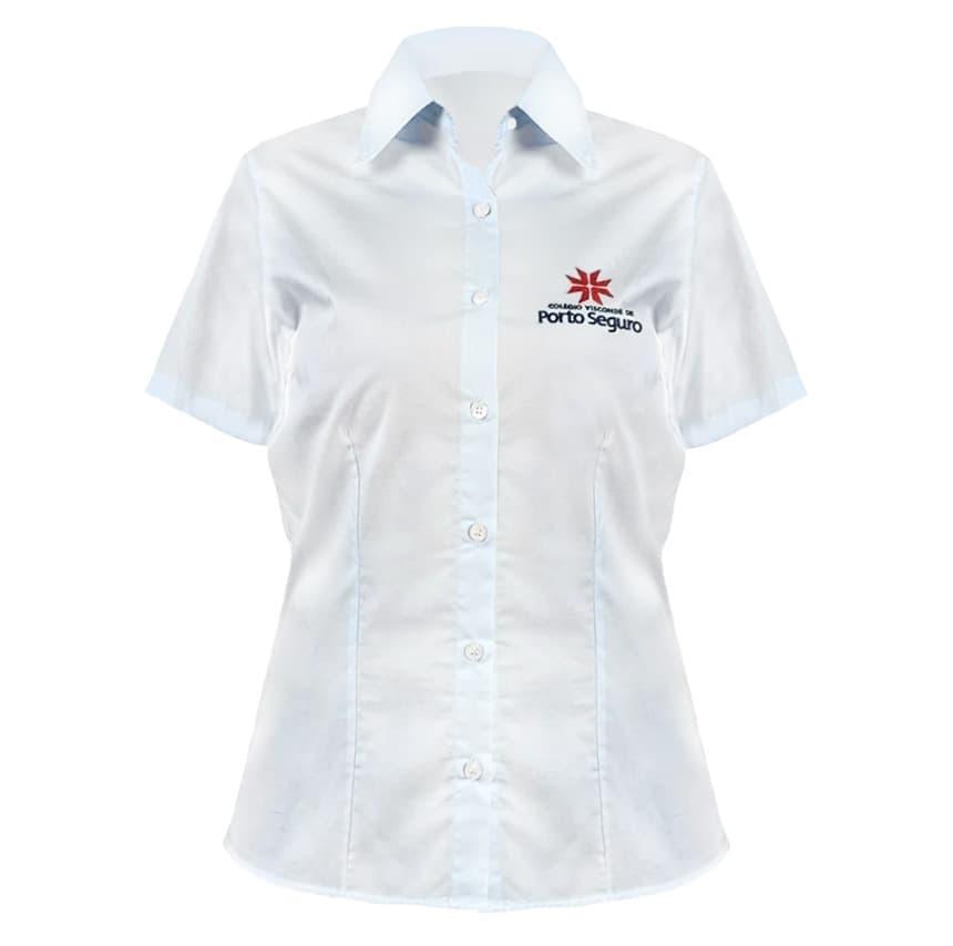 Camisa Manga Curta FUndação Porto Seguro